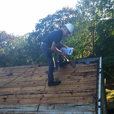 roof inspection new london ct