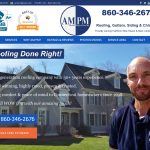 new roofing website