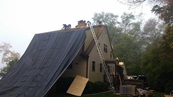 Roofing Contractors Griswold Ct Roof Repair