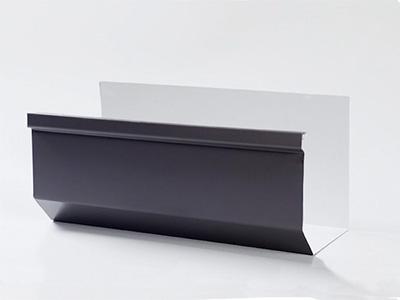 Gutter Styles | Box & K Style Gutter | Half Round & Copper