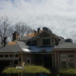 Roofing Project Higganum CT
