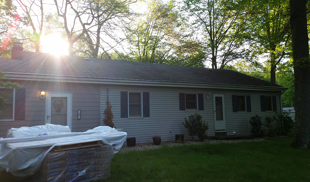 roofing company bloomfield ct