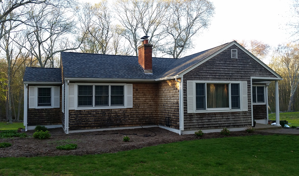 roofing stonington ct