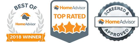 homeadvisor awards roofer in ct